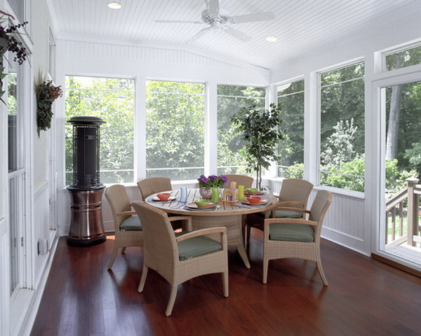 Porch Seating Ideas