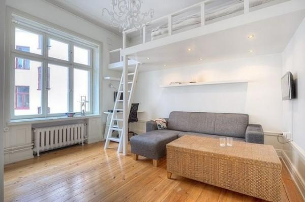 16 Super Functional Loft Bed Designs For Adults That