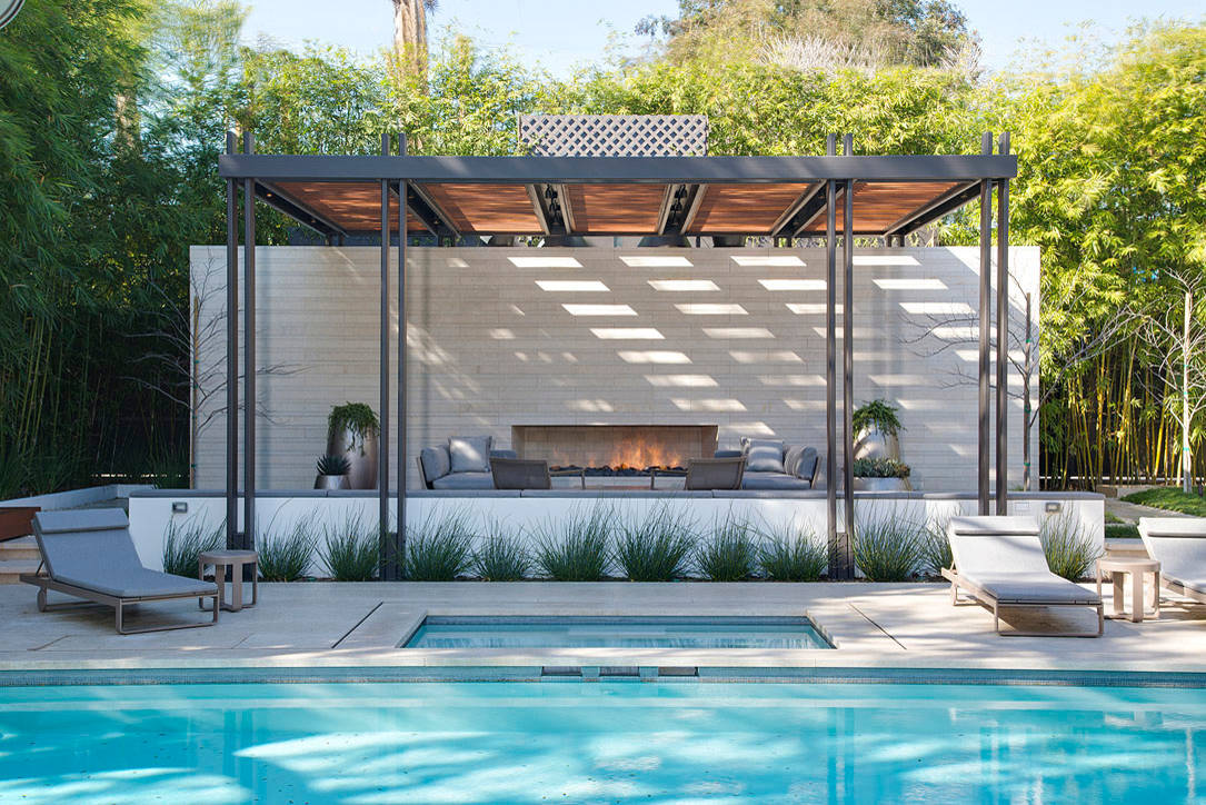 18 Dazzling Modern Swimming Pool Designs - The Ultimate ... on Modern Backyard Ideas With Pool id=26347