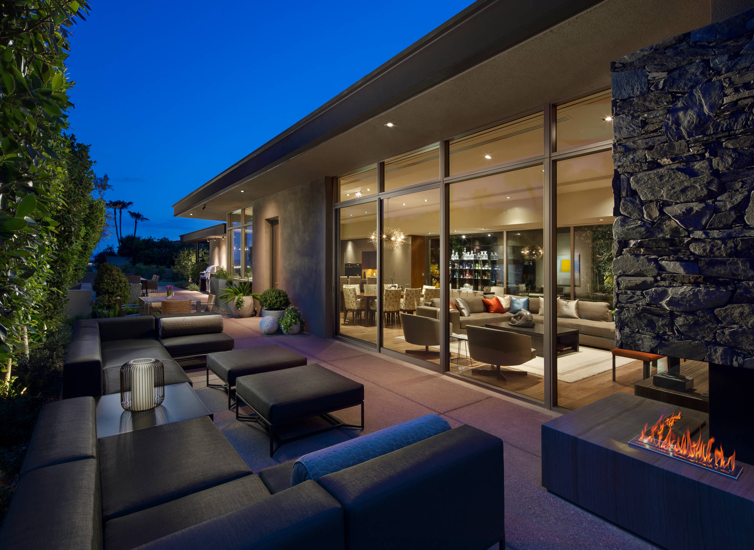 18 Spectacular Modern Patio Designs To Enjoy The Outdoors on Modern Small Patio Ideas id=74363