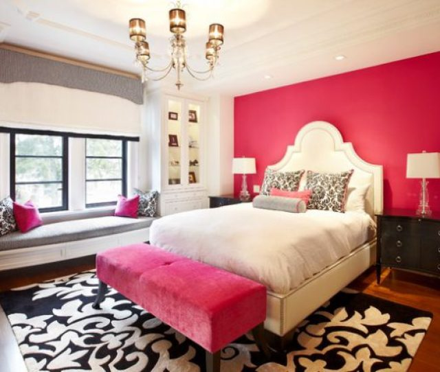 Marvelous Childs Room Ideas With Pink Walls