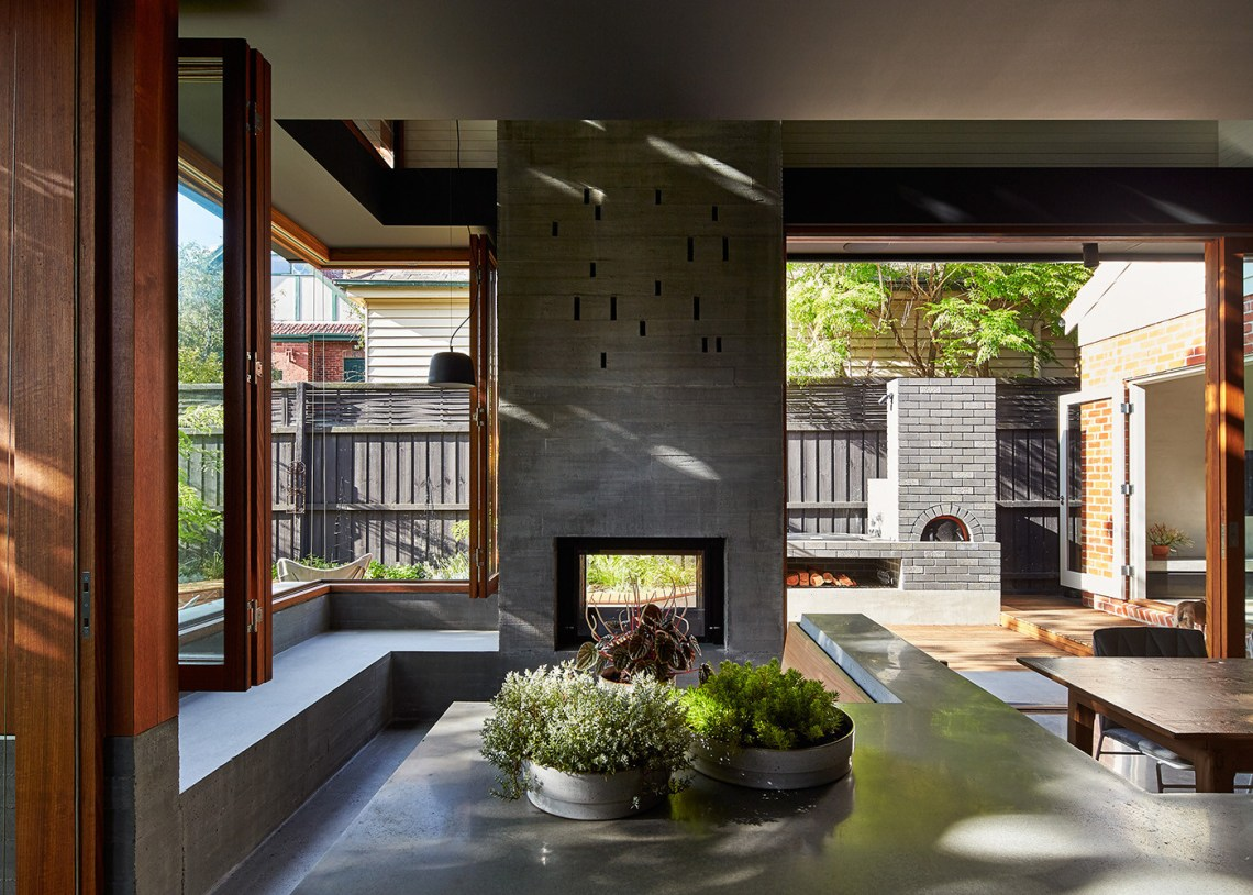 Local House by MAKE Architecture - A Tiny Modern House In ...