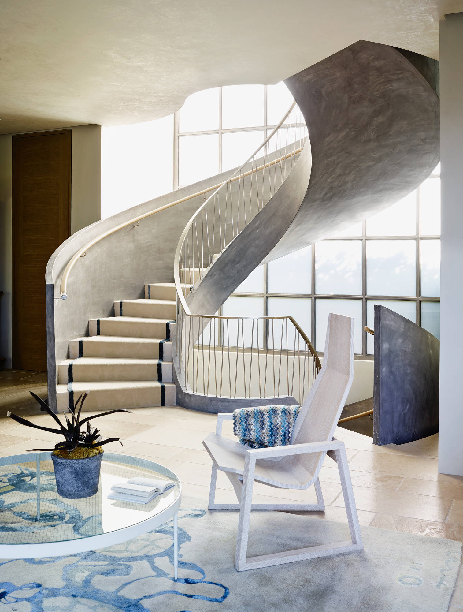 15 Incredible Mediterranean Staircase Designs That Will