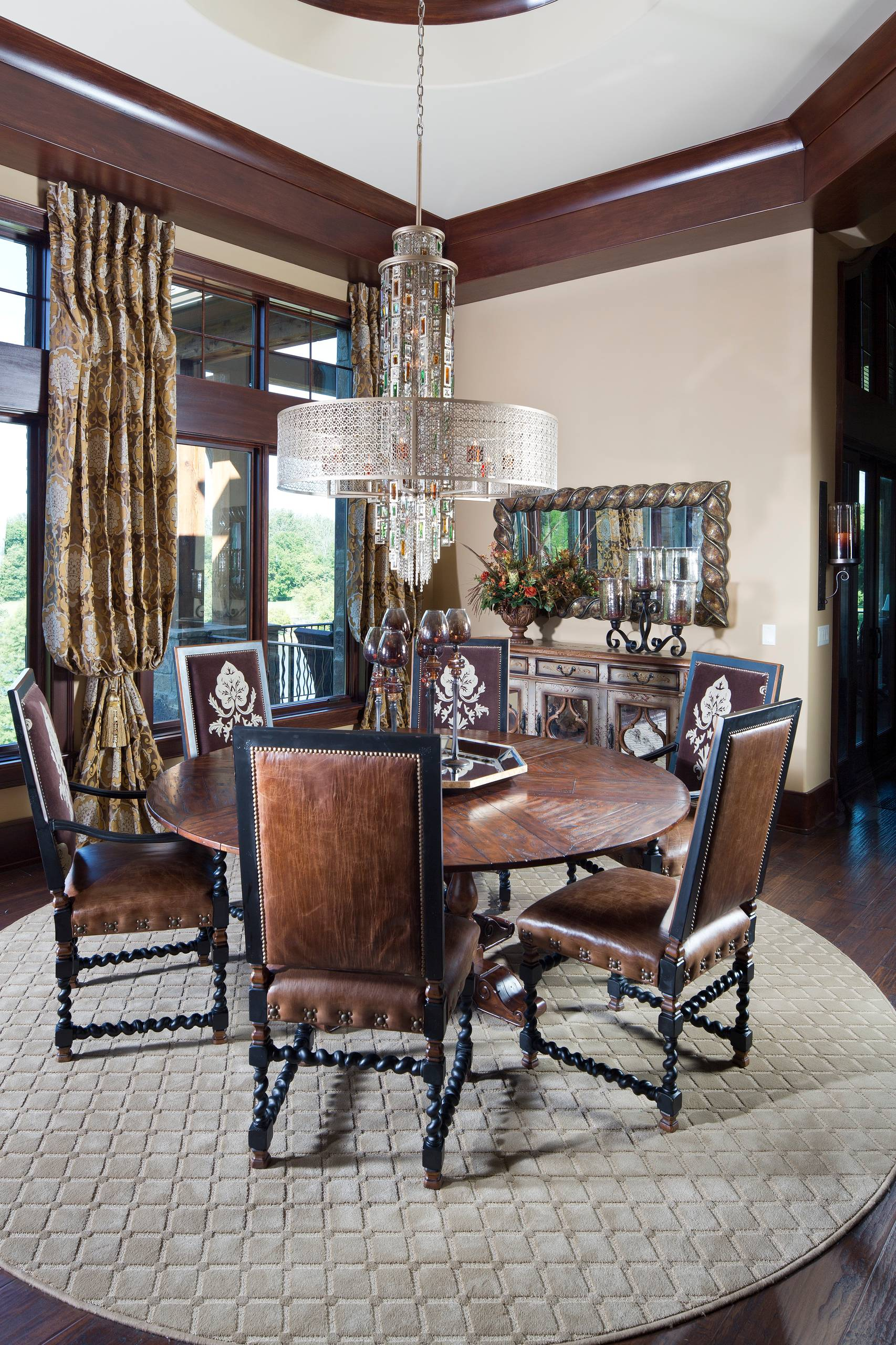 16 absolutely gorgeous mediterranean dining room designs on dining room inspiration id=76607