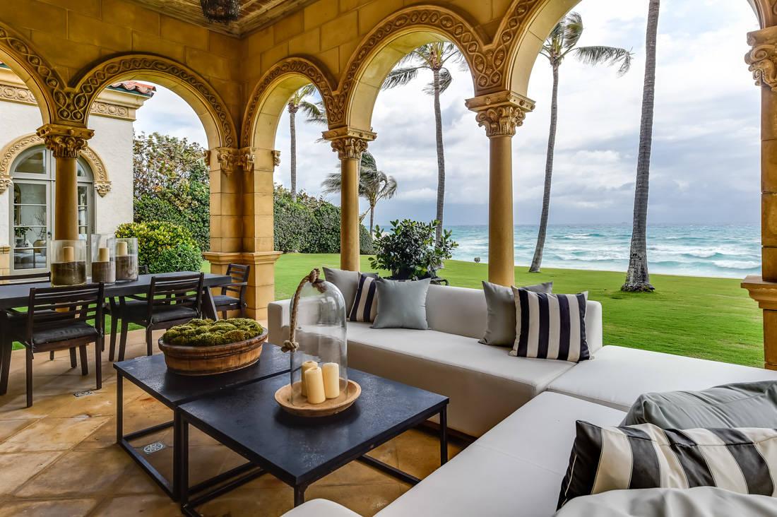 16 Beautiful Mediterranean Patio Designs That Will ... on Beautiful Patio Designs id=59250