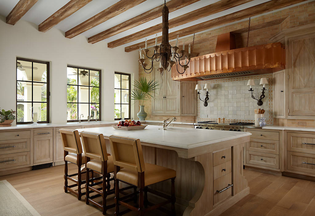 Luxury Home Kitchen Designs