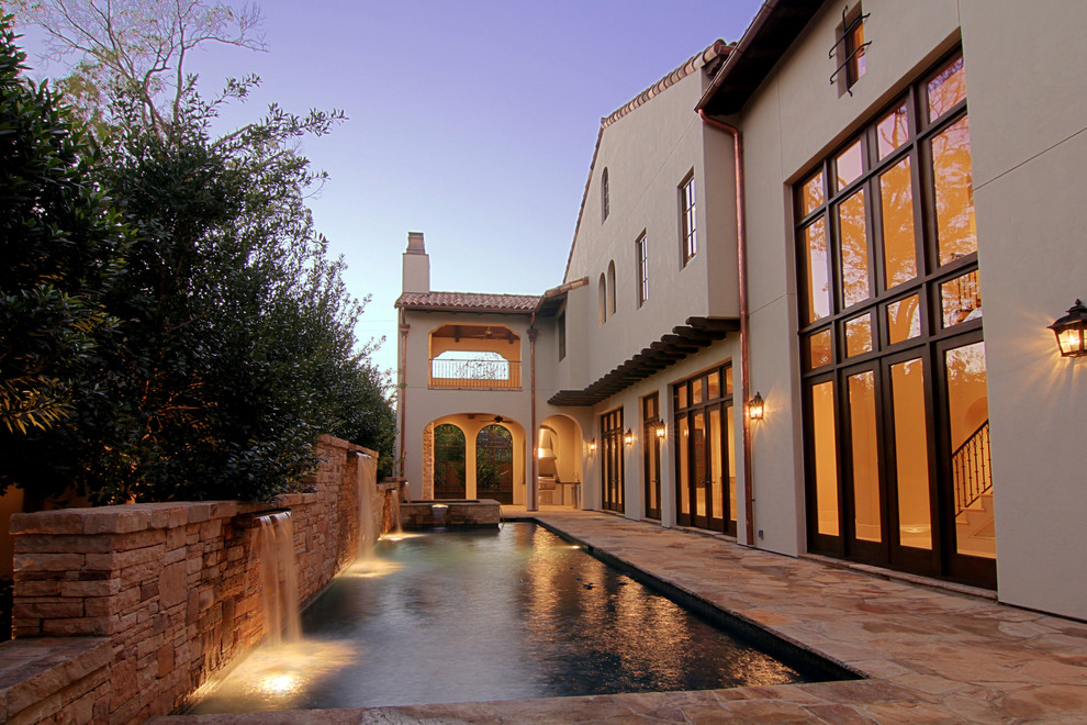 16 Marvelous Mediterranean Swimming Pool Designs Out Of