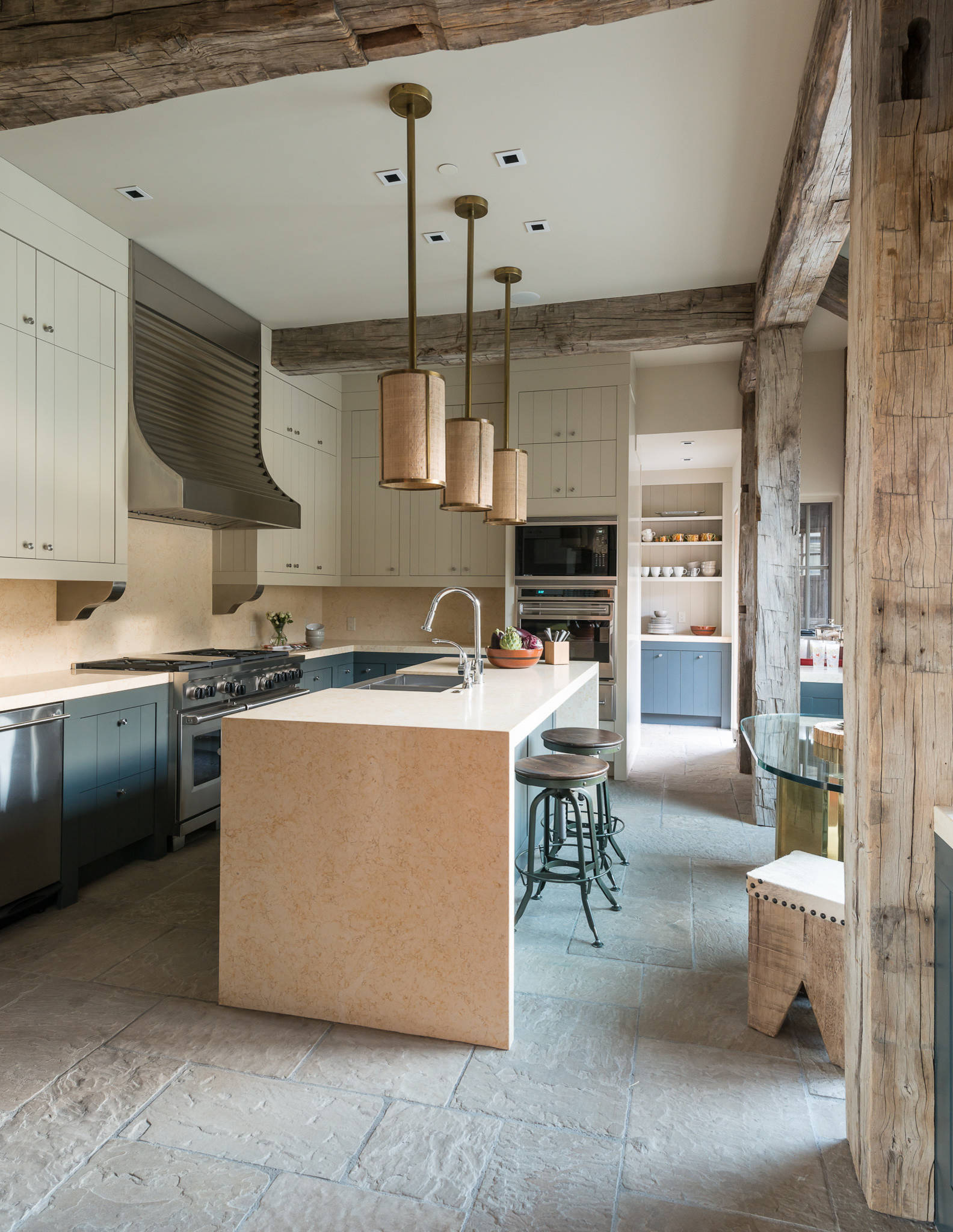 15 Inspirational Rustic Kitchen Designs You Will Adore on Kitchen  id=12525