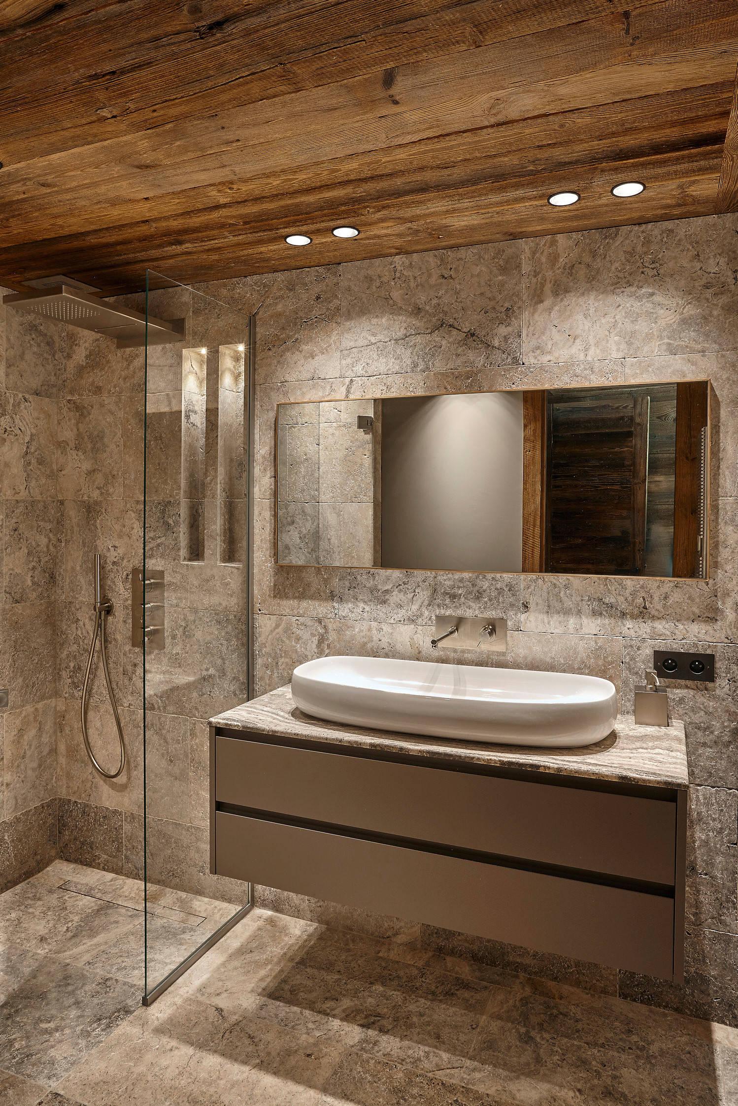 16 fantastic rustic bathroom designs that will take your on rustic bathroom designs photos id=85996