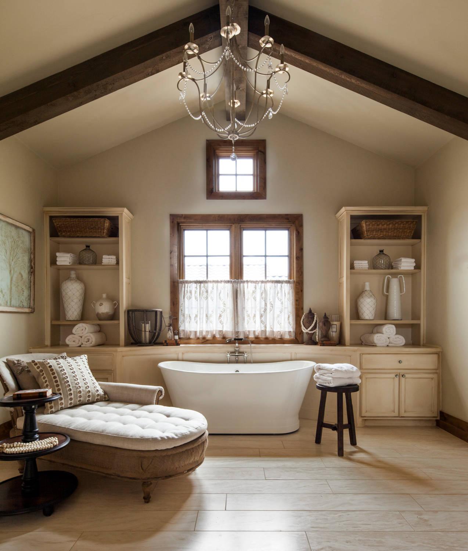 16 fantastic rustic bathroom designs that will take your on rustic bathroom designs photos id=71956