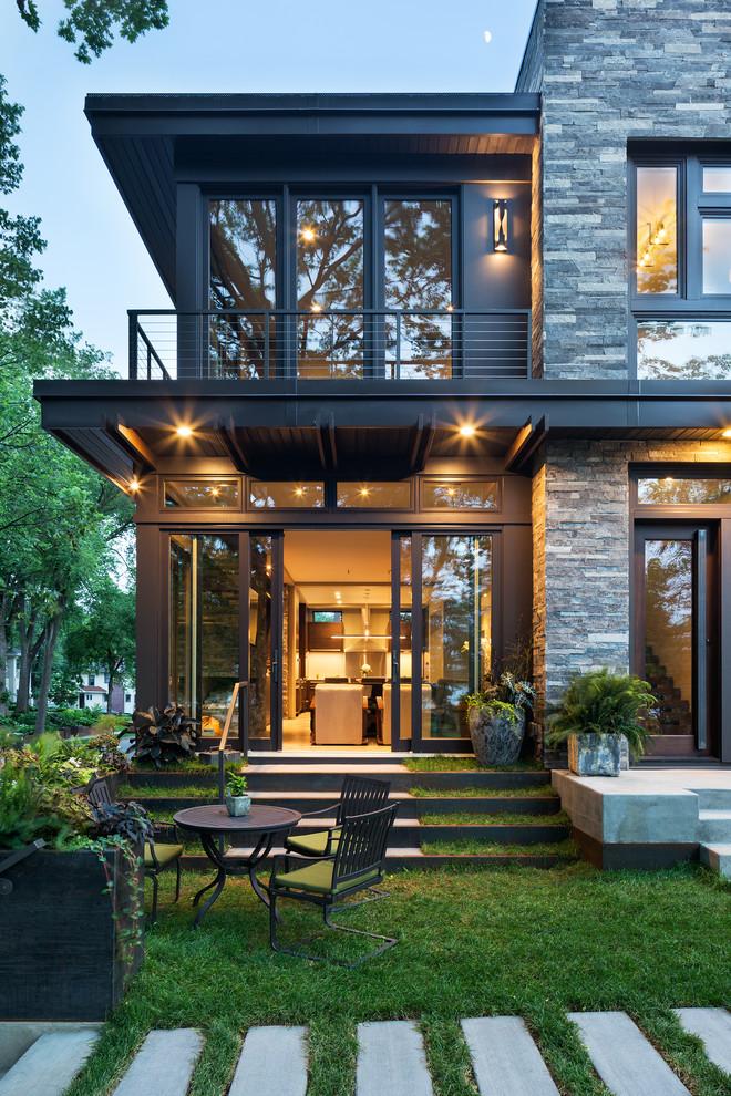 Modern Organic Home by John Kraemer & Sons in Minneapolis, USA on Modern Style Houses  id=99481