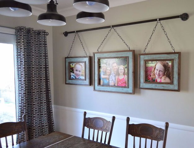 14 Amazing DIY Decor Ideas To Upgrade Your Dining Room With on Picture Room Decor  id=83267