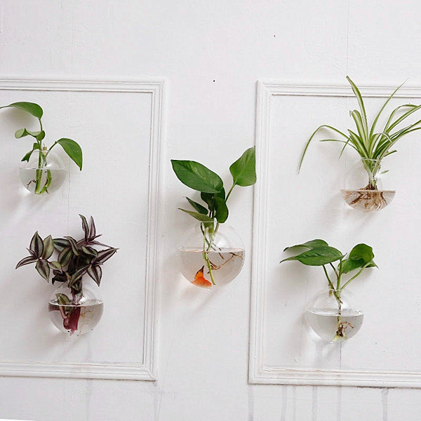 20 Creative Ways To Decorate Your Home With Unexpected ... on Creative Wall Decor  id=69964
