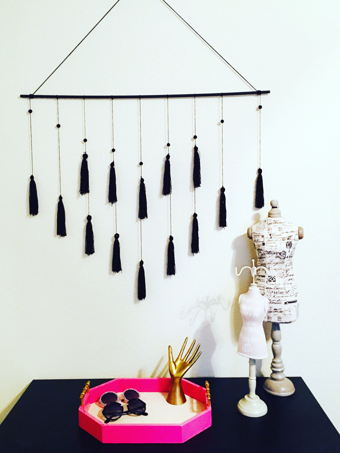20 Creative Ways To Decorate Your Home With Unexpected ... on Creative Wall Decor  id=86730