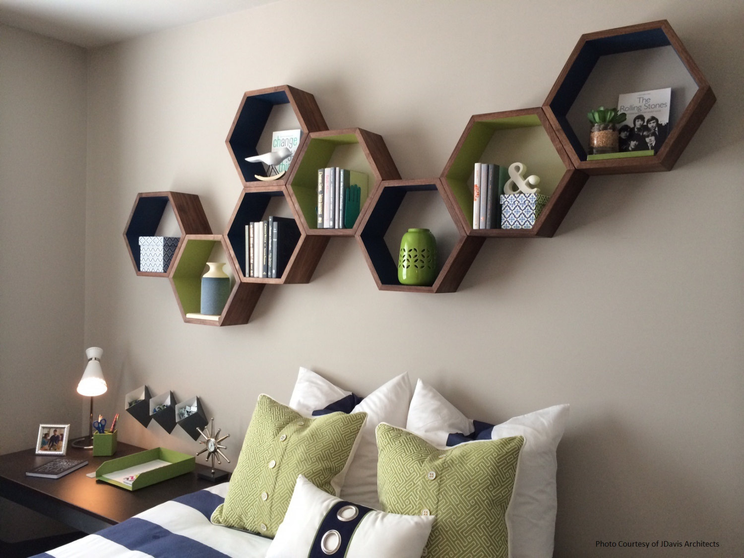 20 Creative Ways To Decorate Your Home With Unexpected ... on Creative Wall Art Ideas  id=26037