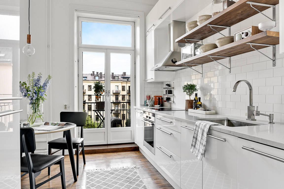 15 Unbelievable Scandinavian Kitchen Designs That Will ... on Kitchen Renovation Ideas  id=82687