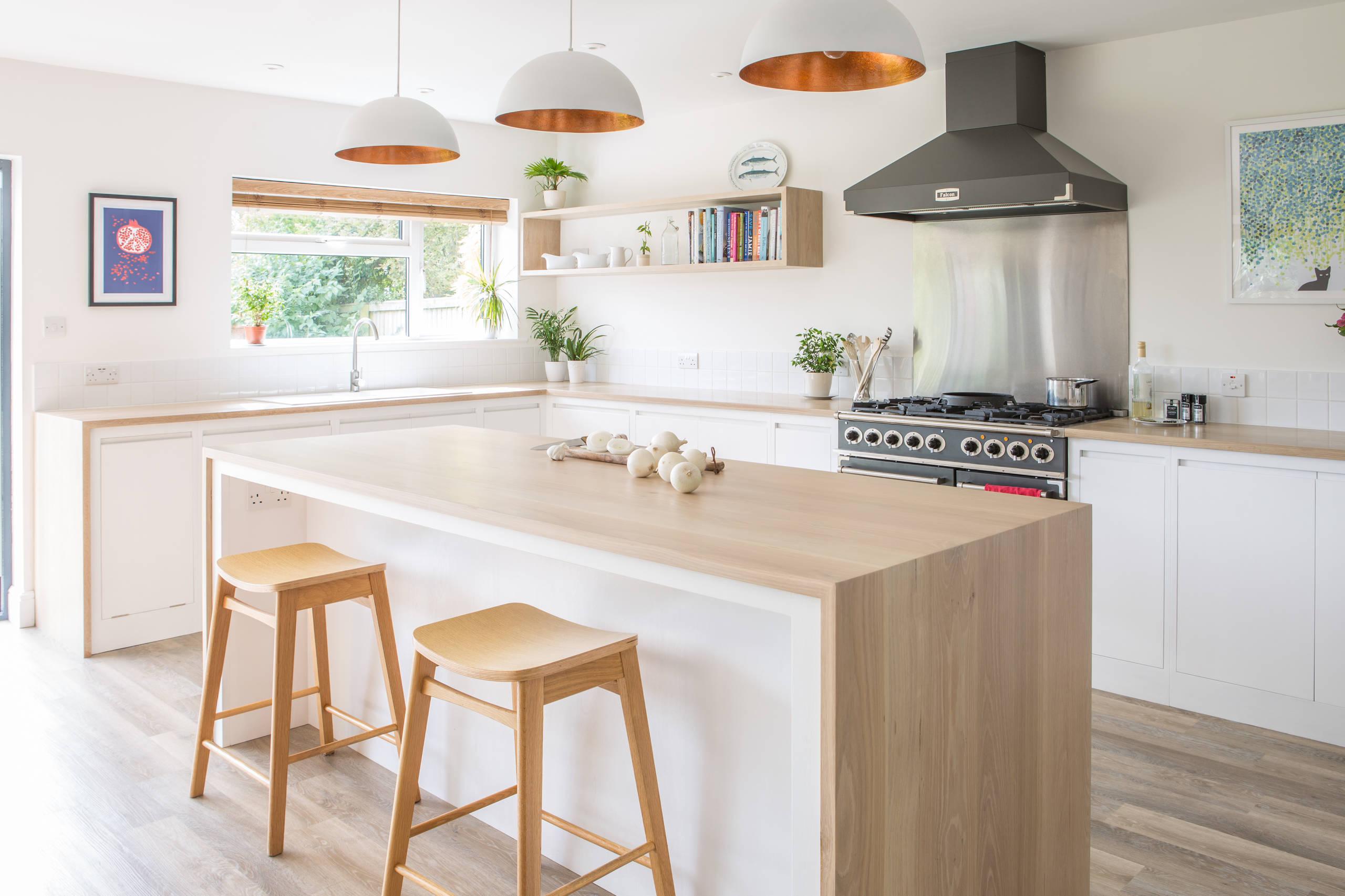 15 Unbelievable Scandinavian Kitchen Designs That Will ... on Kitchen  id=95783