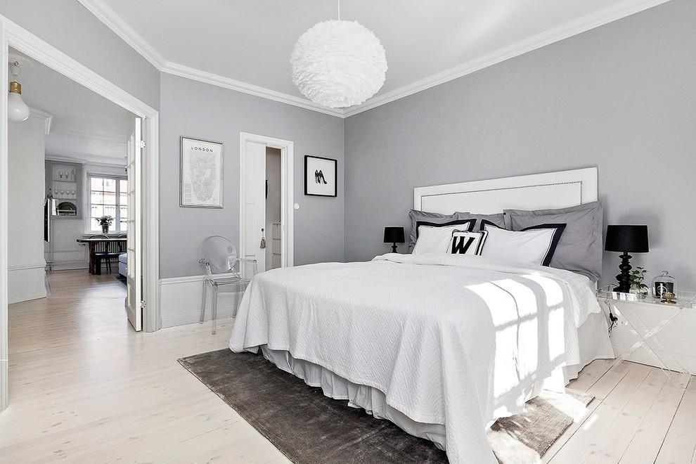 17 Restful Scandinavian Bedroom Designs That Will Unwind You on Room Decor  id=30596