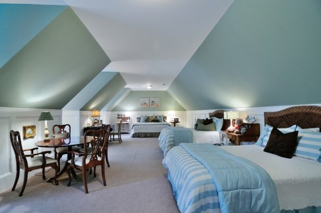 18 Super Functional Ideas For Decorating Comfortable Attic ... on Minimalist:btlhhlwsf8I= Bedroom Design  id=58529