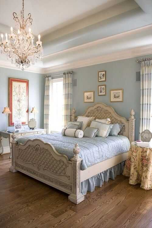 18 Impressive French Style Bedrooms That No One Can Resist on Cheap:l2Opoiauzas= Bedroom Ideas  id=74417