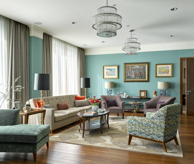 15 Chic Eclectic Living Room Interior Designs Youll Fall In Love With