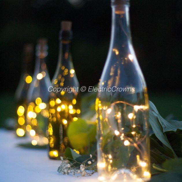 15 Unique Handmade Bottle Light Ideas For Creative Lighting