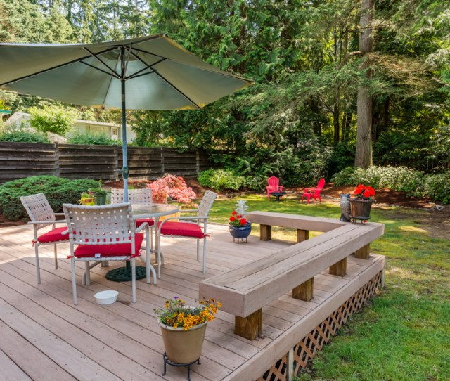 Enchanting Mid Century Modern Deck Designs Your Outdoor Areas Long For