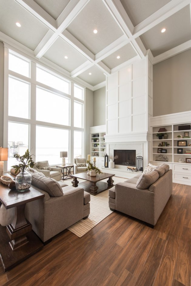 Free interior design software with this free design software you can create and customize your own home projects. 15 Incredible Transitional Living Room Interior Designs Your Home Needs