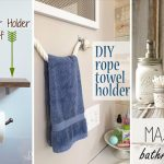 15 Pretty Awesome Diy Ideas For Your Bathroom S Decor