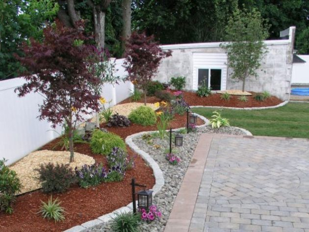 16 Really Amazing Landscape Ideas To Beautify Your Front Yard on No Grass Garden Ideas  id=14302
