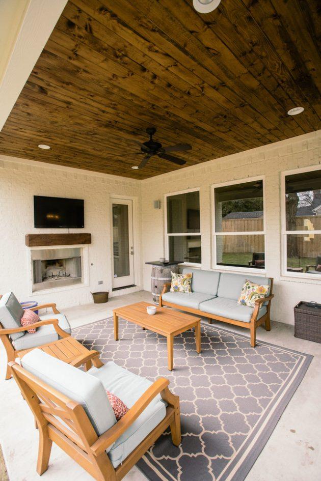 16 Stunning Transitional Patio Designs Your Backyard