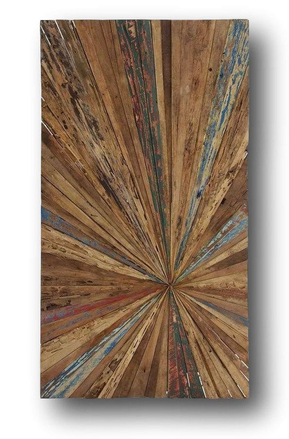 15 Truly Creative Handmade Wood Wall Art Ideas That You ... on Creative:kqmwrvdqiag= Wall Art Ideas  id=89072