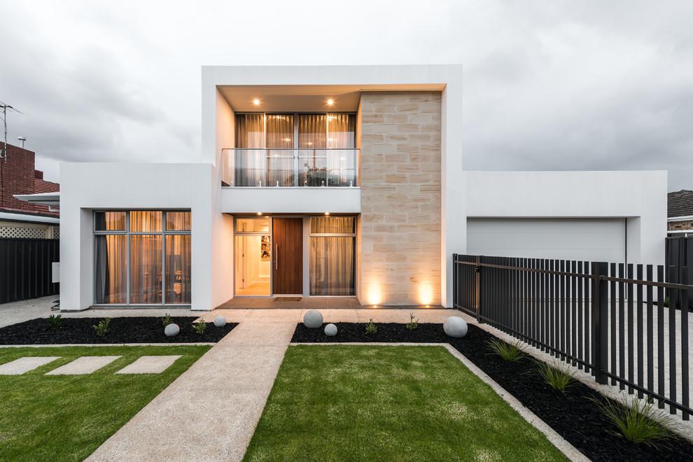 15 Compelling Contemporary Exterior Designs Of Luxury ...