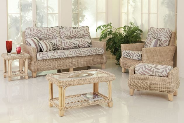 Wicker Furniture Is Trendy Again  20 Inspirational Examples That     Wicker Furniture Is Trendy Again  20 Inspirational Examples That Will  Delight You