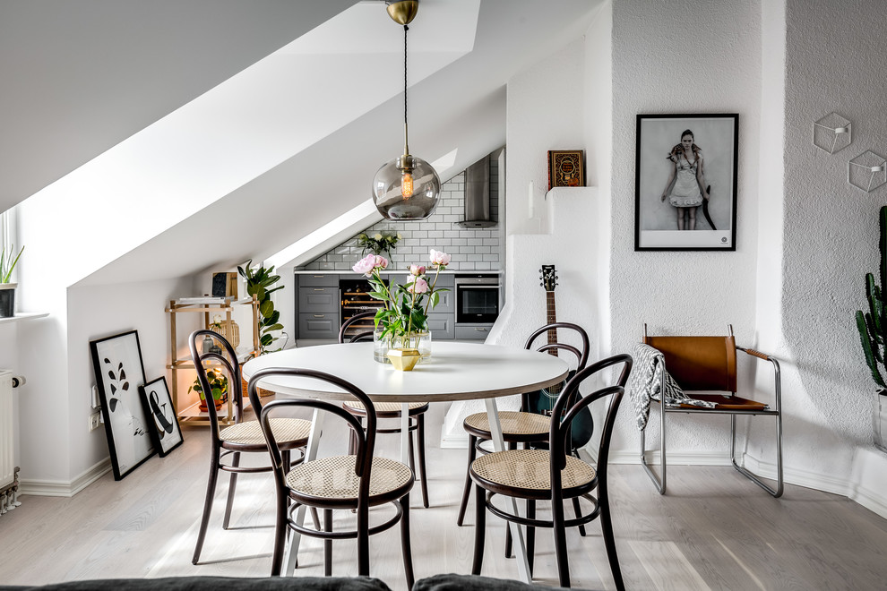 18 elegant scandinavian dining room designs that will on dining room inspiration id=87776