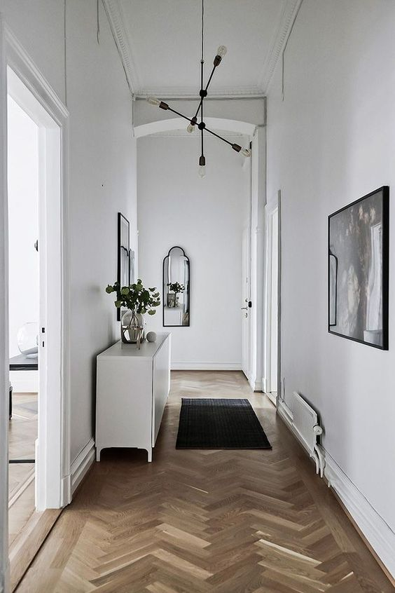 15 Captivating Small Hallway Designs That Will Thrill You