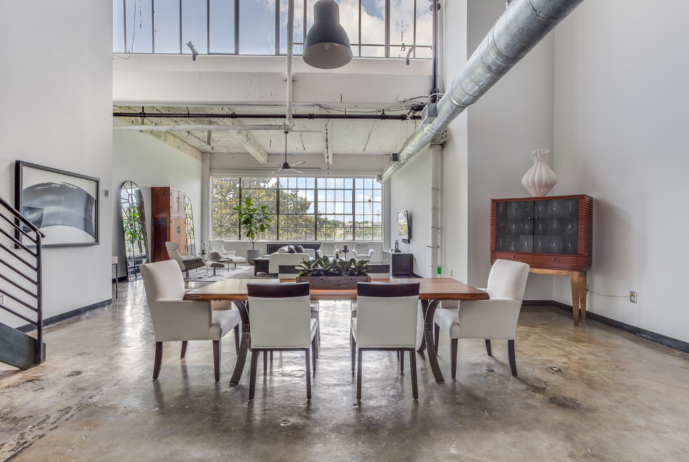 17 Captivating Industrial Dining Room Designs Youll Go