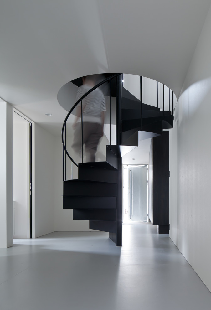 18 Outstanding Industrial Staircase Designs You Ll Want In