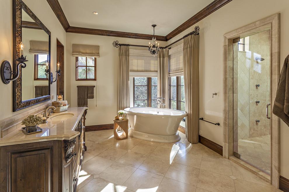 20 Great Mediterranean Bathroom Designs That Will ... on Great Bathroom Ideas  id=30143