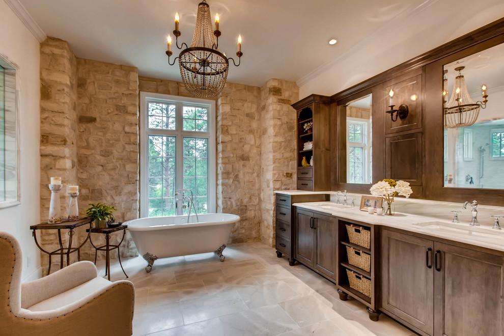 20 Great Mediterranean Bathroom Designs That Will ... on Rural Bathroom  id=56259