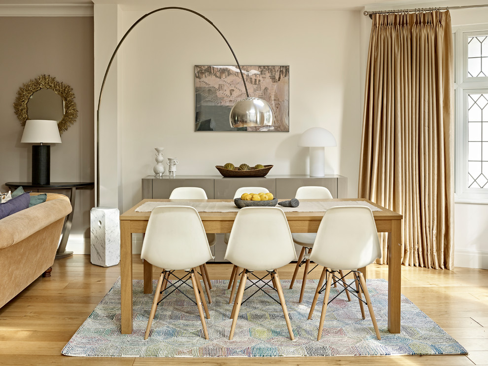 17 Spectacular Modern Dining Room Interiors You Simply