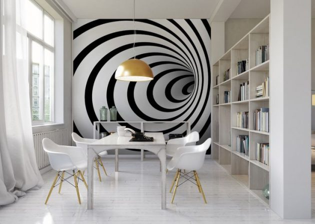 15 Outstanding Wallpaper Designs To Adorn Your Monotonous