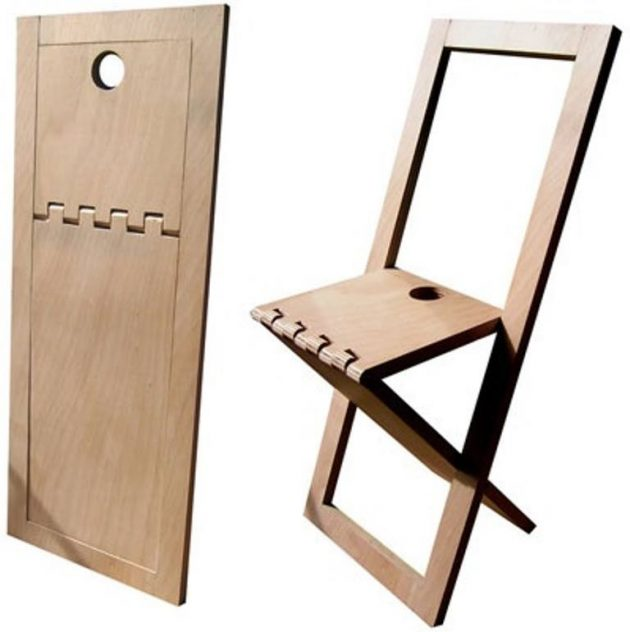 14 Ingenious Folding Furniture Designs Which Are More Than