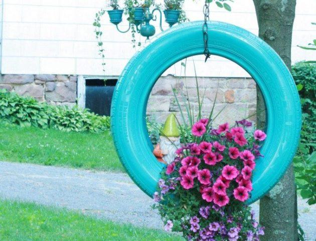 18 Extravagant Handmade Garden Decorations You Should Try ... on Handmade Diy Garden Decor  id=77245