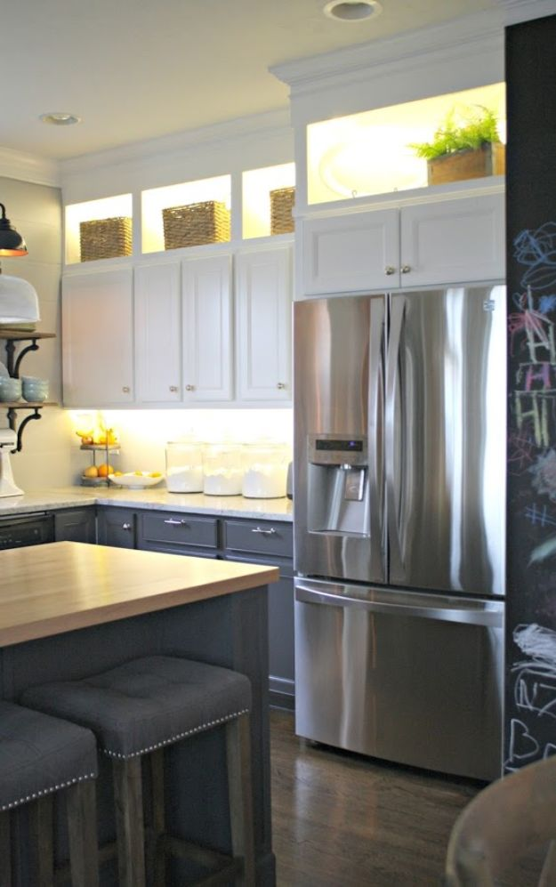 15 Life-Saving DIY Ideas That Will Restore And Upgrade ... on Small:jdu_Ojl7Plw= Kitchen Remodel Ideas  id=21969