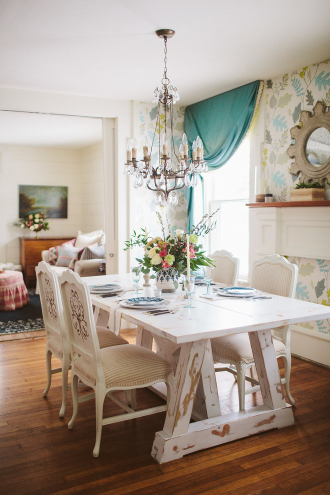 17 Beautiful Shabby Chic Dining Room Designs You Must See