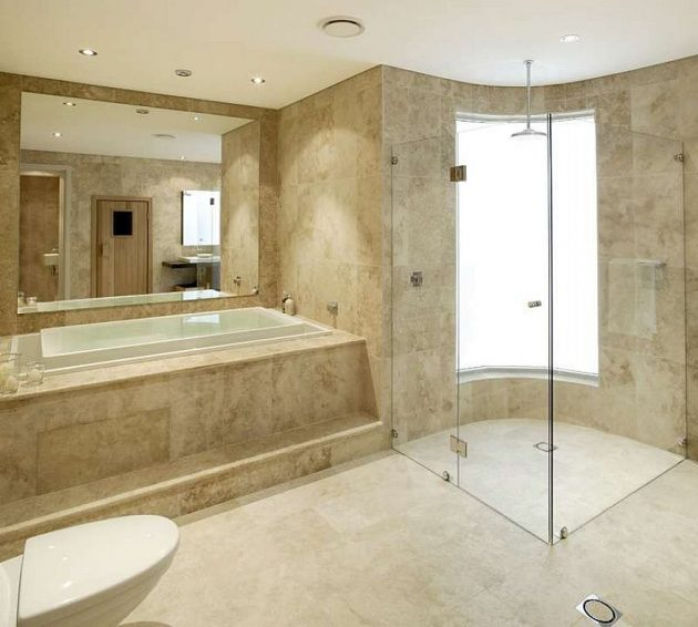 Bathroom Decoration Strategy For Modernizing And Renovating Bathing Space