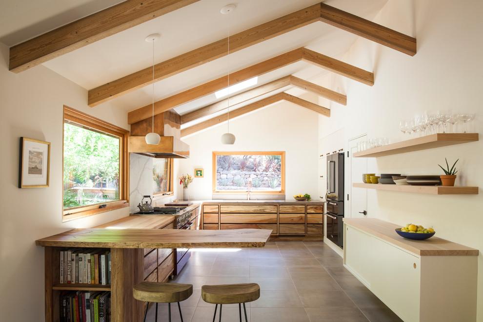 15 Superb Mid-Century Modern Kitchen Interior Designs That ...