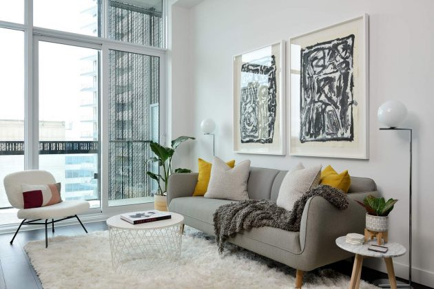 Seven Interior Design Tips To Bring Your New Apartment To Life