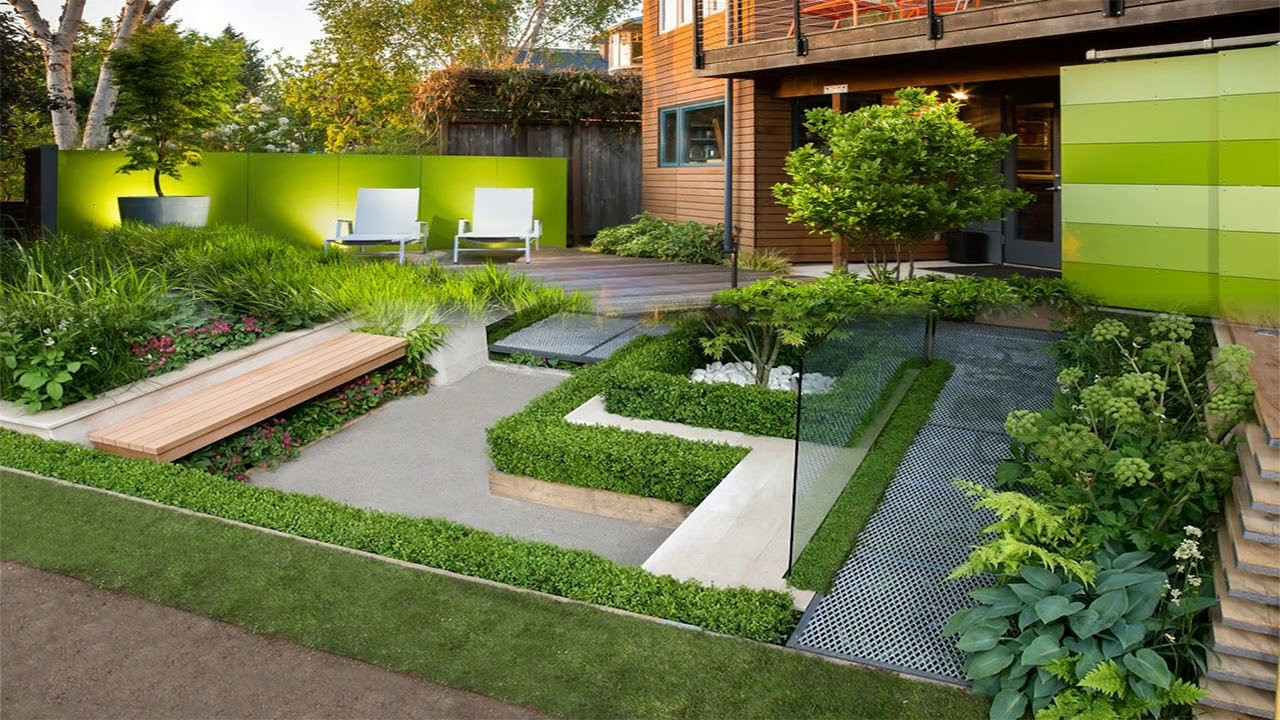 How to Beautify Your Outdoor Space: Our Favorite Garden ... on Backyard Patio Layout id=67610